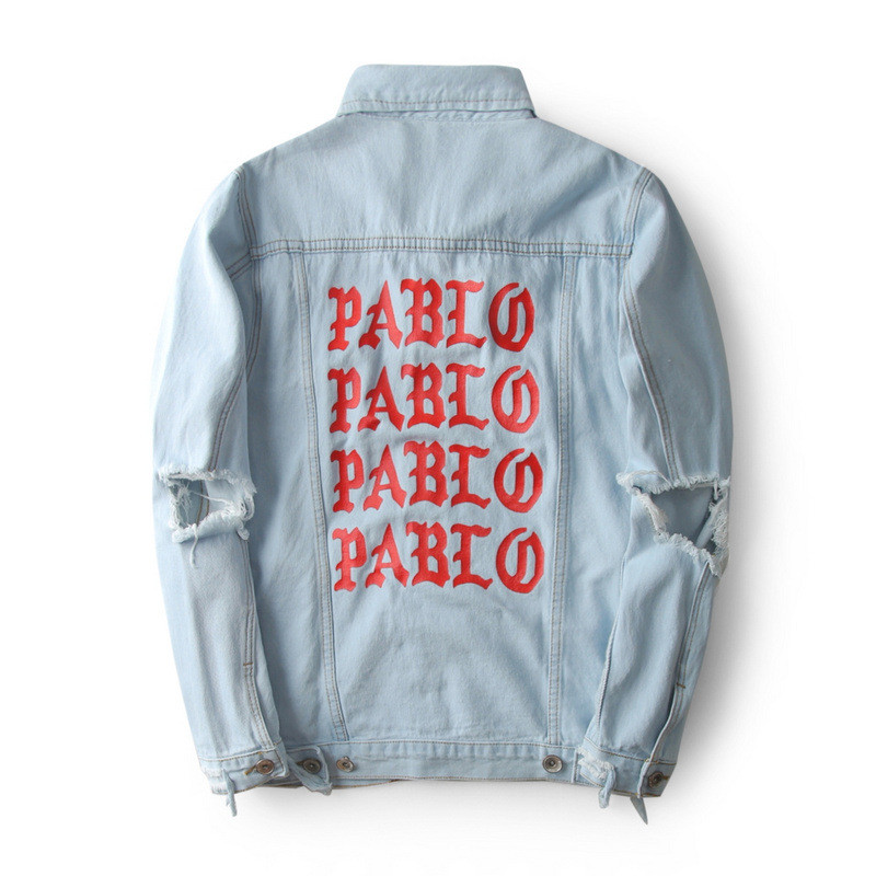 HTB1zJruNXXXXXahXXXXq6xXFXXXY - I Feel Like Pablo Denim Jacket Season 3 Kanye West Pablo Jeans Jacket PTC 03