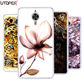 """Couqe For PPTV King 7 Case Soft Silicone cover Flower Cartoon cat lion Phone case For PPTV King 7S 7 S PP6000 6.0"""" Case Fundas"""