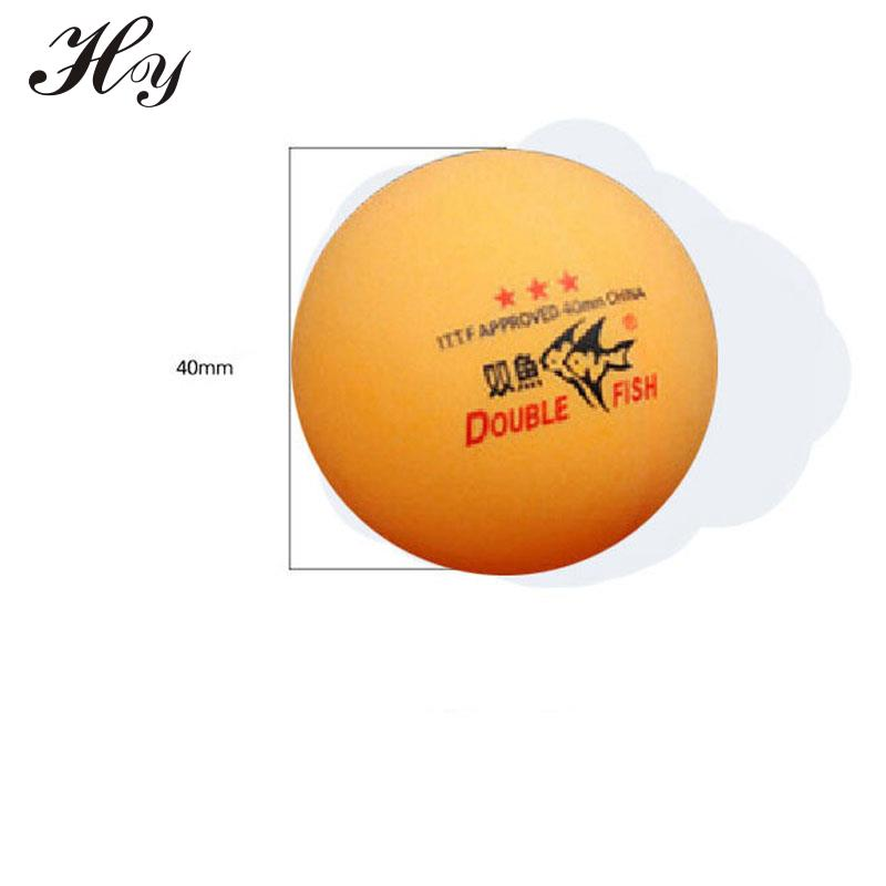 Table Tennis Balls 40 Ping Pong Balls Match Table Tennis Training 3PCS ITTF Approved Orange Table Tennis Yellow Ping Pong Ball