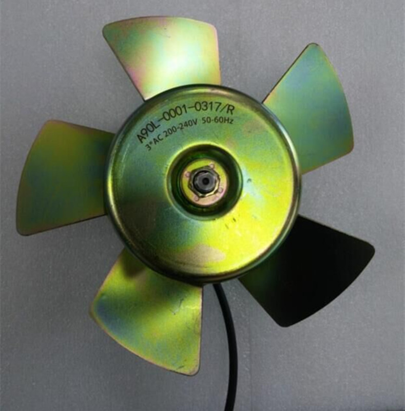 A90L-0001-0317/R compatible spindle motor Fan for fanuc CNC repair new a90l 0001 0538 r new fan for fanuc spindle motor fully compatible with the original one fast delivery same size 1 year warranty