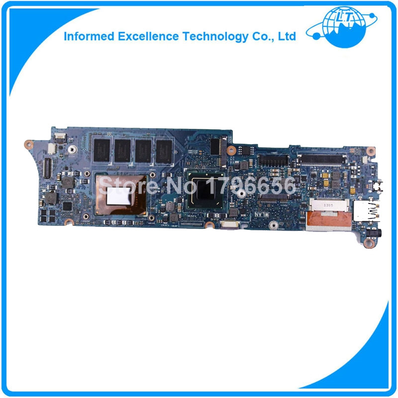 все цены на  UX21E for Asus laptop motherboard mainboard I7 CPU free shipping  онлайн