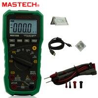 Digital Multimeter Mastech MS8150B Portable Tester Meter Voltage Current Resistance Electrical USB Tecrep Diagnostic tool