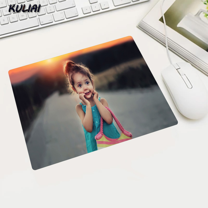 KULIAIs Newest Printed Cute Child Rubber MousePad Size 22X18/25X20/29X25CM for Office Computers Home PC Children Gifts Desk Mat