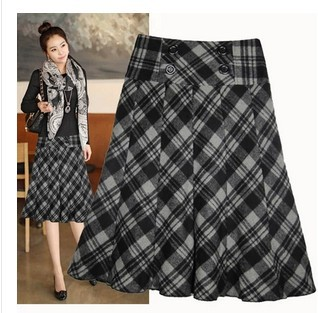 Popular Winter Wool Skirts-Buy Cheap Winter Wool Skirts lots from ...