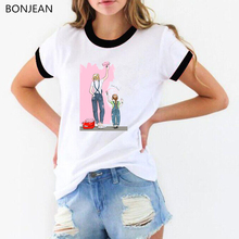 Funny t shirts women clothes 2019 harajuku kawaii shirt girl mom life tshirt femme white t-shirt camiseta mujer verano