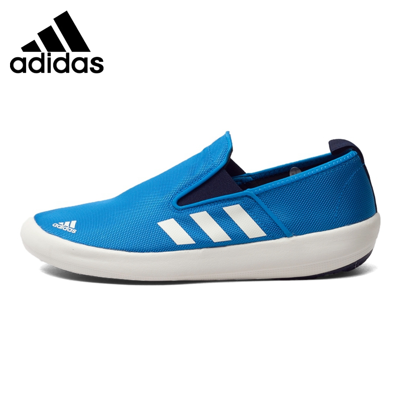Original Adidas B SLIP-ON DLX Unisex Hiking Shoes Outdoor Sports Sneakers original new arrival adidas b slip on dlx unisex hiking shoes outdoor sports sneakers