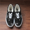 2016 New arrival fashion women canvas low planet  print  women shoes hand-painted Casual shoes high quality