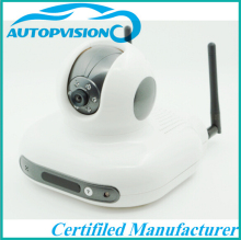 with 3G sim card real Dual antenna network surveillance Camera GPRS