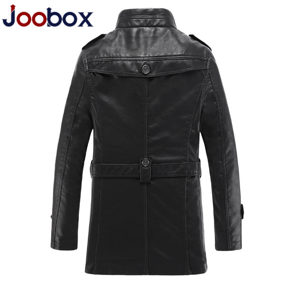 Leather jacket europe - New Arrive Pu Leather Jacket Men Brand Male Windbreaker Bomber Motorcycle Biker Europe Plus Large Size Men S Coat Brand Clothing In Faux Leather Coats From