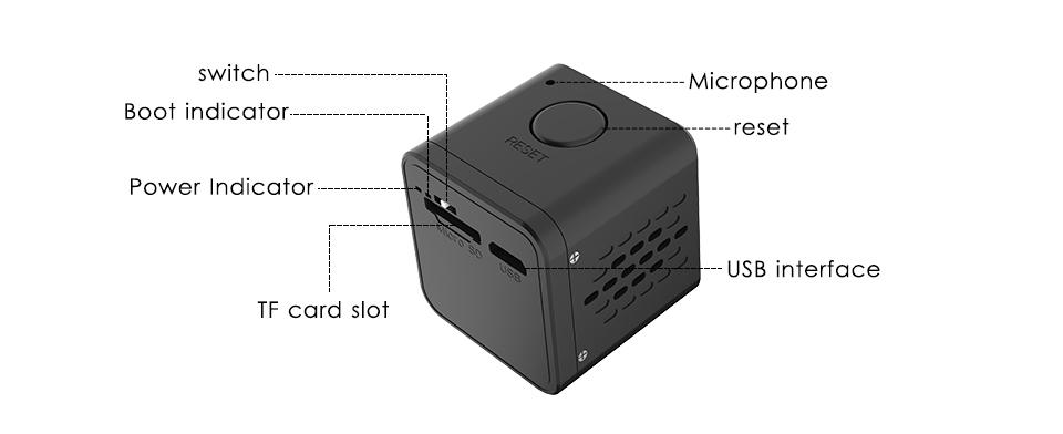 ampand мини камеры 720 р HD ИС беспроводной доступ в интернет приложение камеры Ali просмотра обнаружения движения HD с номера вид встроенный аккумулятор слот для TF карты