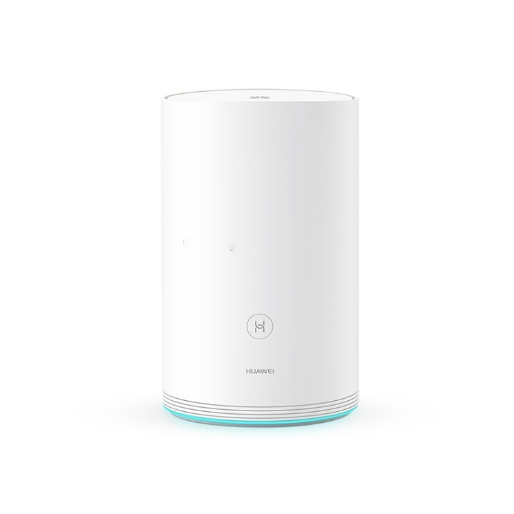 Huawei Q2 2.4 ghz 300 Mbps + 5 ghz 867 Mbps Dual Band Ad Alta Velocità Router Wireless Set (Bianco)