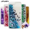 JFWEN For Oneplus 5 Case Cover Silicone Soft TPU Clear Transparent Liquid One Plus 5 Protective Phone Cases For Oneplus5 Case