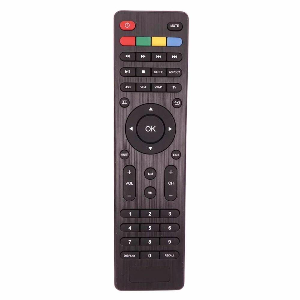 New Universal Remote Control KT1045-D KT1045 D For HAIER Haier TV DVD CD AV HOME THEATER Smart TV