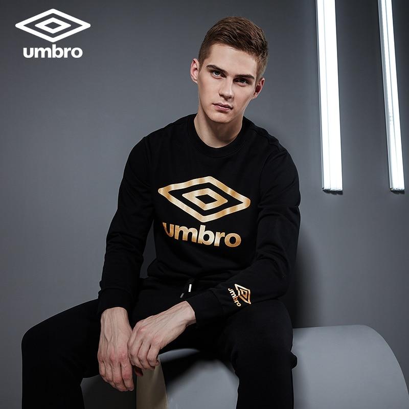 Umbro Men s Sportswear Men s Sport Suits Running Jacket Training Suit Round neck Sport Homme