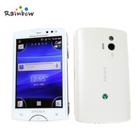 Used Original Sony Ericsson Xperia Mini ST15i Bar Smartphones 5.0MP Camera Detachable 1200mAh Battery GSM/HSPA Sim 3G Phone st15