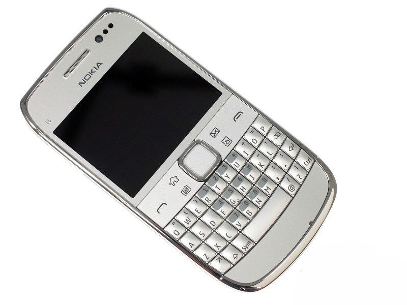 E6 Refurbished Original Unlocked Nokia E6 E6 00 2.4 'inch 8MP Camera 3G WIFI Bluetooth FM Symbian OS Mobiele Telefoon gratis verzending - 4