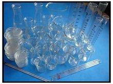 Free Shipping, Lab Glassware Kit (Beak, Erlenmeyer flask, Measuring Cylinder, Petri Dish, thermometer)(Borosilicate Glass 3.3)