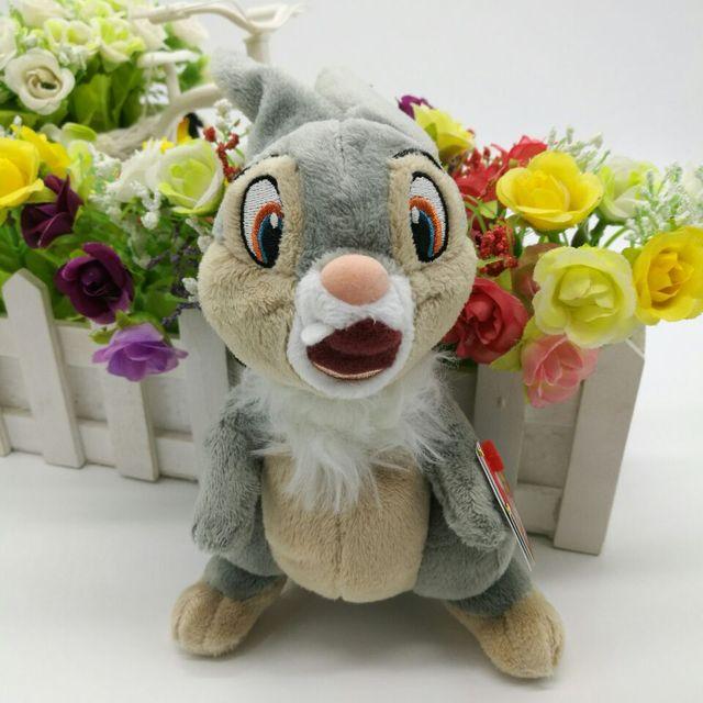 6c6183ea696 1 PC 20 CM Nano thumper coelho Ty beanie babies Plush Toy Stuffed Animal  dolls crianças