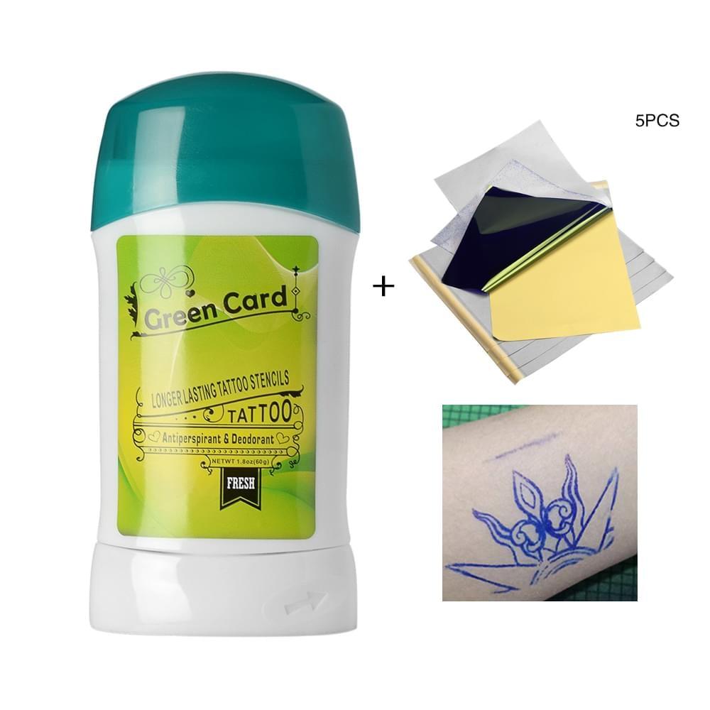 Rotatable Tattoo Transfer Cream Ointment Cosmetic Tattoo Supplies Accessories For Tatuagem Accessorios Equipment Transfer Soap