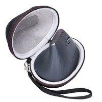 LTGEM EVA Жесткий Чехол для logitech MX Вертикальная усовершенствованная эргономичная мышь-Дорожная Защитная сумка для хранения