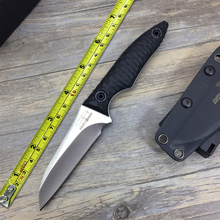 New Top Quality D2 Blade Small Survival Fixed Knives G10 Handle Hunting Knife Camping Knife Tactical K Sheath