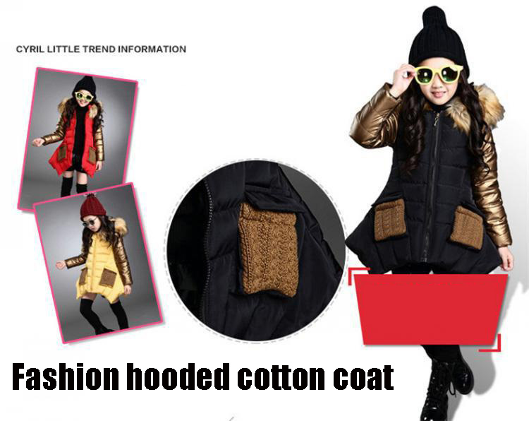 coat thicken girl 2019 8