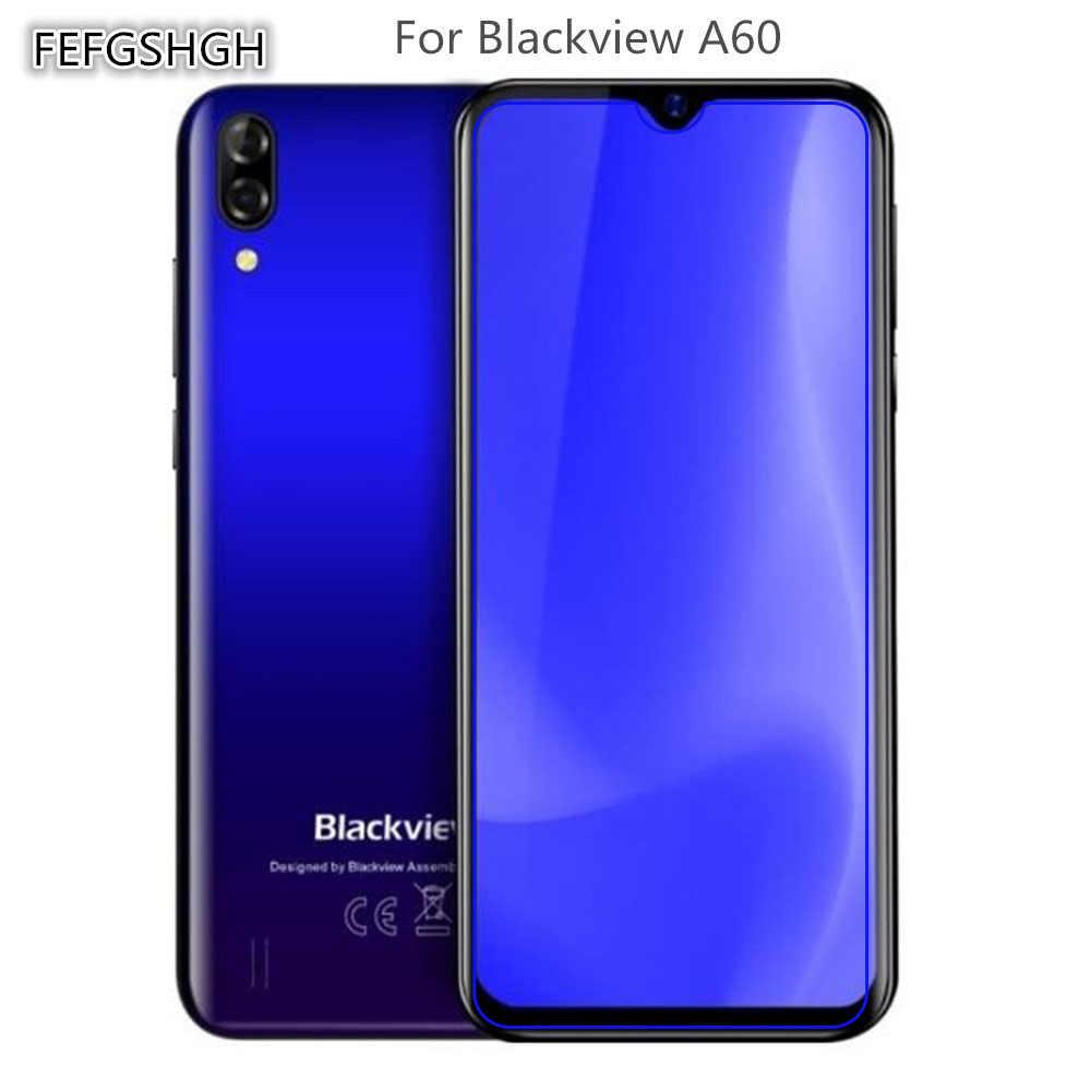 2 pcs A60 Película Protetora Protetor de Tela de Vidro Temperado Para Blackview A60 Explosão-prova Para O Blackview