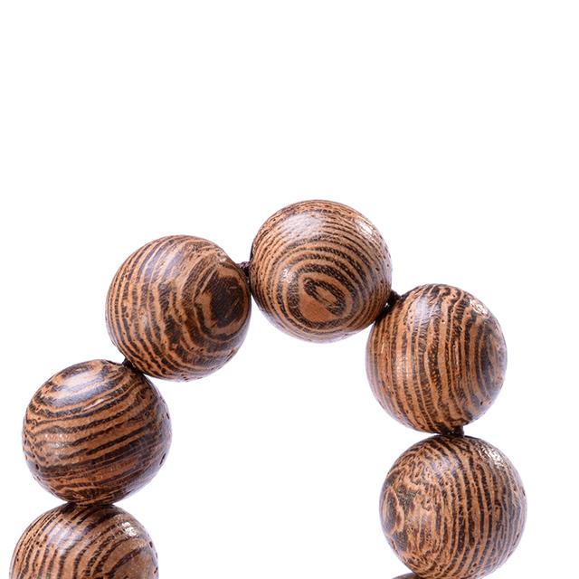 Eco-Friendly Wooden Bracelet