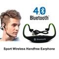 2017 Новые Наушники Спорт Беспроводная Связь Bluetooth 4.0 Наушники Наушники Гарнитуры для iPhone Samsung Xiaomi Наушники С Микрофоном