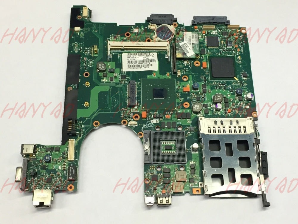 for hp nx7400 laptop motherboard ddr2 417516-001 6050a2042401-mb-a03 Free Shipping 100% test okfor hp nx7400 laptop motherboard ddr2 417516-001 6050a2042401-mb-a03 Free Shipping 100% test ok