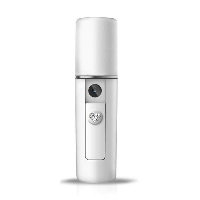 Mini air humidifier Portable Nano Mist Sprayer Facial Body Nebulizer cool mist Steamer Moisturizing Skin Care USB Face Spray цена 2017