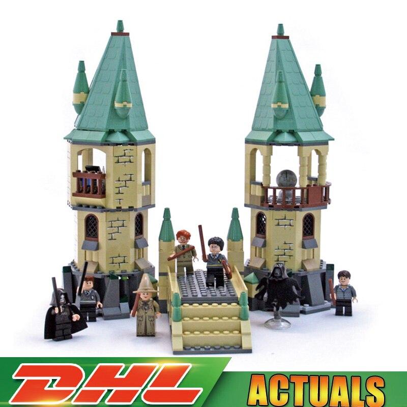 Lepin 16028 522 piezas película La Escuela de Magia Modelo ...