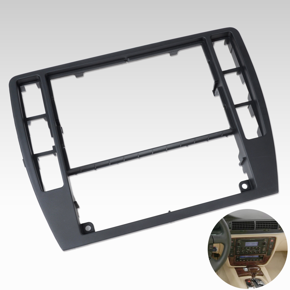 ᐅDwcx 3B0858069 nuevo ABS tablero interior consola central TRIM ...