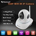 VStarcam C38A 960 P Беспроводная IP Pan/Tilt/Ночного Видения Интернет Видеонаблюдения Крытый Камеры ИК Motion Alarm безопасности IPCamera