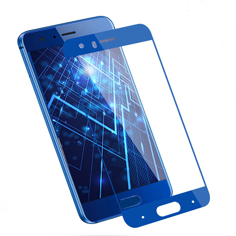 Glass For Huawei Honor 10 9 Lite Screen Protective Film For Huawei Hono 9 10lite Full Cover Tempered Glas Film Screen Protector