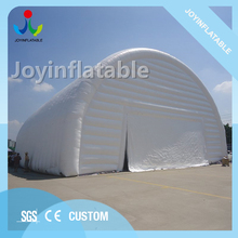 20X25M Inflatable Tent Temporary Outdoor Sealed Storage Waterproof Giant Marquee with Air Pump(China)