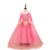 2016 Vestido Del Cabrito Carácter Vestidos de Princesa Aurora Sleeping Beauty Girl Cosplay Traje Infantil Del vestido de Bola Para El Regalo De Navidad