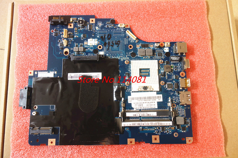 FREE SHIPPING LA-5752P For Lenovo G560 notebook motherboard HM55 DDR3 PGA988 100% functions led телевизор samsung ue40mu6100