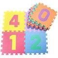 Segurança Do Bebê Tapetes Tapete Puzzle De Espuma EVA Crianças Ginásios Playmats Divisão Conjunta sólida de Espuma EVA Playmat Crianças Brincam Esteira do Assoalho 30x30x0.8 cm