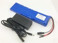 HK LiitoKala 24 v 4Ah 7S2P  18650 Bateria Bateria 29.4 v 4000 mah li-ion bicicleta electrica ciclomotor/electrica + caricatore 2A