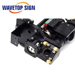 Image 5 - WaveTopSign testa di taglio Laser a CO2 mista 500W lente di messa a fuoco 25*63.5 25*101.6mm specchio riflettente 30*3mm messa a fuoco automatica ibrida Non metallica in metallo