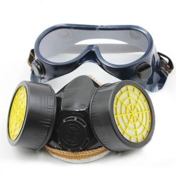 Anti Tozanti Resident Evil Maske Kimyasal Güvenlik Boyama Gaz Hava