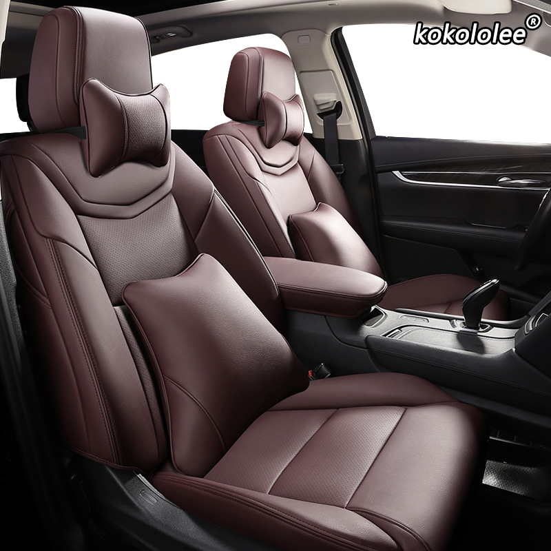 kokololee Custom Leather car seat cover For LEXUS RX270 RX350 RX450h RX300 RX330 RX400h <font><b>RX200</b></font> NX200 NX300 NX300h car seats image