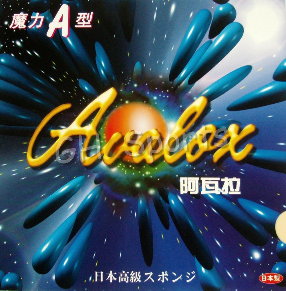 Avalox Magic A Magic B Magic C Table Tennis (Ping Pong) Japanese Sponge