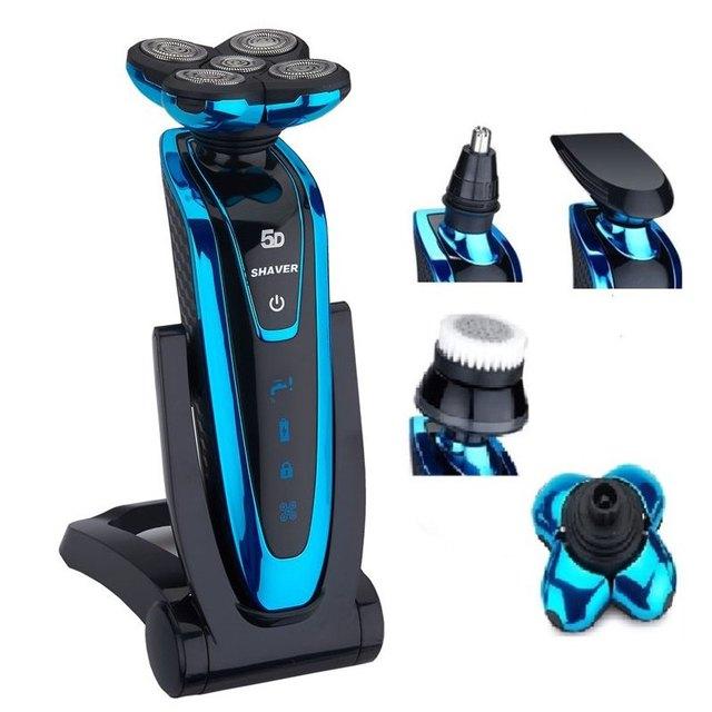 Beard 5d Shaver Kit Electric Shaver Male Shaving Machine
