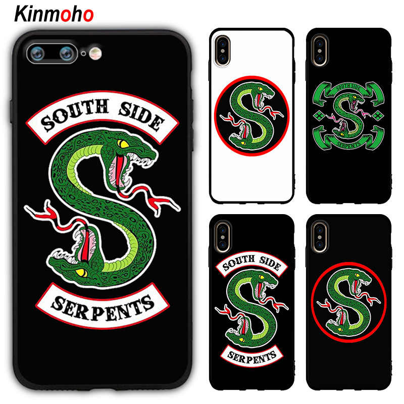 coque iphone xr south side serpent