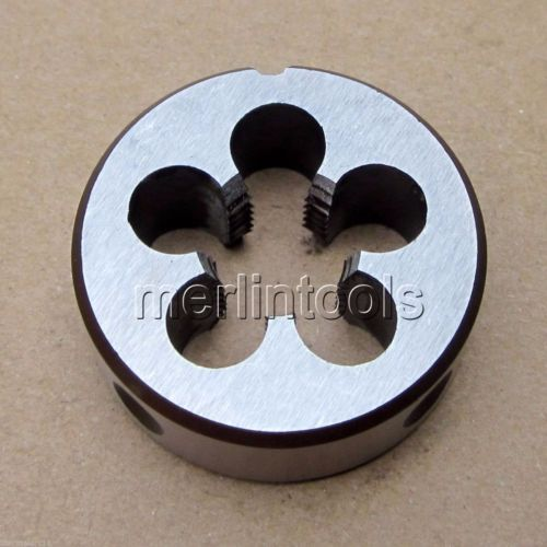 Trapezoidal Metric Right hand Die TR22 x 5mm Pitch 52mm x 2 metric right hand thread die m52 x 2 0mm pitch