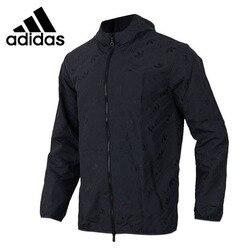 Nuovo Arrivo originale Adidas Originals AOP Windbre giacca Con Cappuccio da Uomo Abbigliamento Sportivo