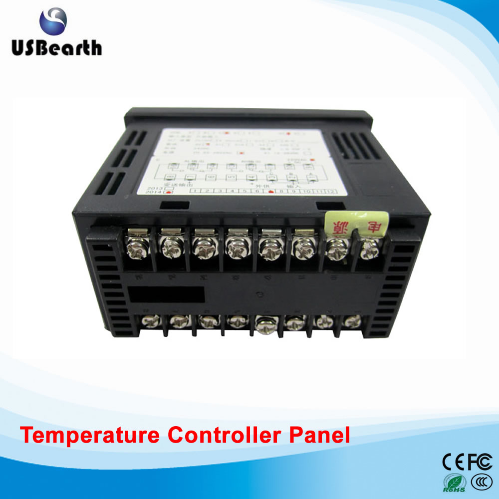 Temperature Control Panel CH6 for BGA rework station bottom heating temperature control free shipping ch6 temperature control panel for ir6000 ir9000 bga rework station