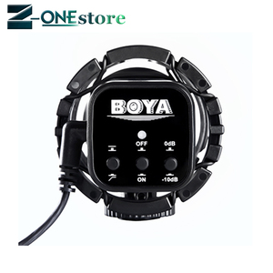 """Image 5 - BOYA BY C03 Camera Shoe Shockmount for Microphones 1"""" to 2"""" in Diameter (Fits the Zoom H1)"""